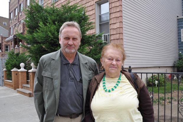 Greenpoint's dwindling Polish population is mobilizing to fight for affordable housing.