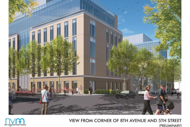 "The hospital will present ""detailed changes"" to its expansion design in January."