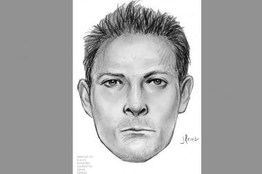 Cops released a new sketch of the suspect who raped a 69-year-old woman in Forest Park last week.
