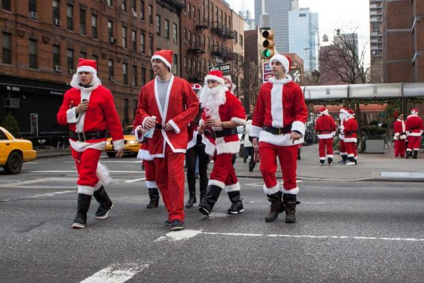 The move comes after locals complained of bad Santas terrorizing the West Side.