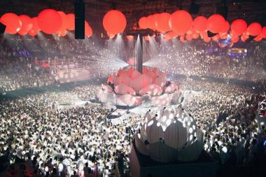 """Sensation"" at the Barclays Center in 2012."