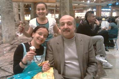 Ben's Deli, located at 209 W. 38th St., is holding a fundraiser in memory of its late manager Tarek Shbaan Oct. 14, 2013.
