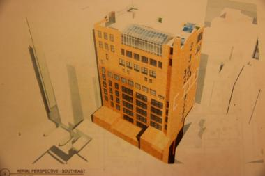 The tony Dalton School, 108-114 E. 89th St., wants to build a two-story addition on the top of its building to make room for more science and math programming. The school unveiled its plans — and ultimately received CB8's disapproval — at a land use committee meeting on Wednesday, Sept. 11 2013.