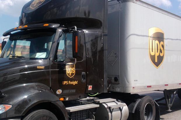 ups tractor trailer driver - Isken kaptanband co