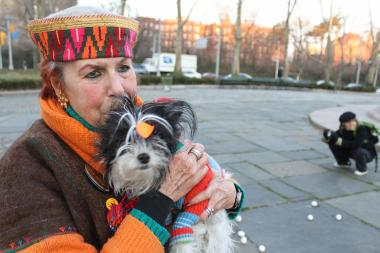 "From Catholic priests to an ""urban shaman,"" a neighborhood guide to animal blessings."
