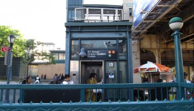 A teenager attacked a court officer after the officer confronted him about sneaking into the Yankee Stadium subway stop without paying, according to court documents.