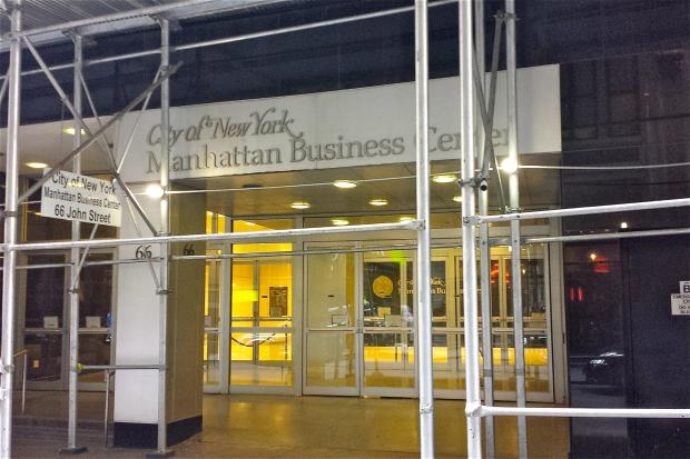 FiDi residents are up in arms about a plan to move a probation office to 66 John St.