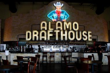 Alamo Drafthouse will open up their second New York City location in Staten Island.