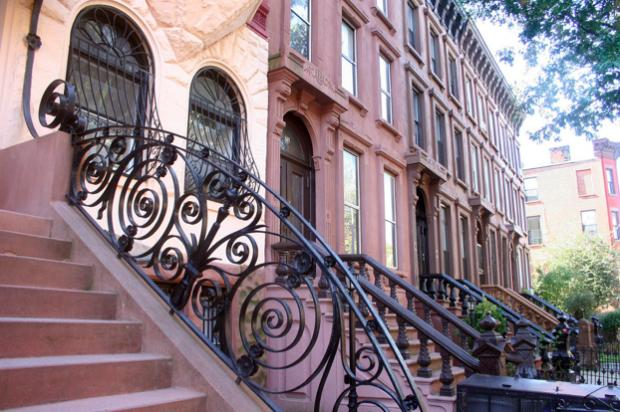 Bed Stuy Brownstone Tour