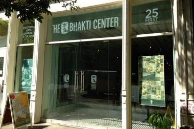 The Bhakti Center at 52 First Ave. in the East Village plans to launch a buffet cafe.