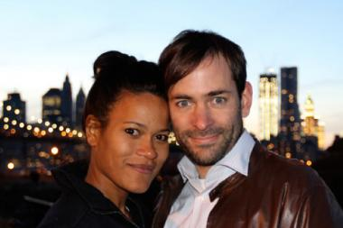 Black Forest Brooklyn owners Tobias and Ayana Holler were both raised in Germany's Black Forest region.
