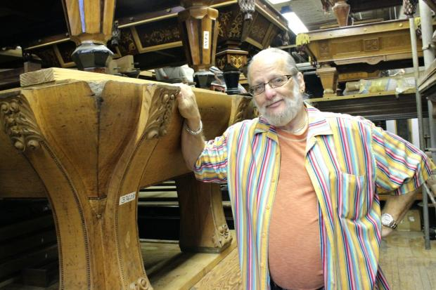 After 70 years in Greenwich Village, the pool table manufacturer will leave its five-story factory on Broadway by the end of 2013.