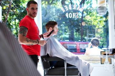"The Blind Barber's owners are determined to open their Williamsburg location offering ""a beer with a haircut at the least."""