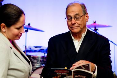 Bob Williams, president of Showtime Publications, will publish a book of business secrets from members of the Staten Island Chamber of Commerce, part of his new publishing press.