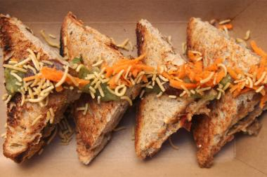 Bombay Sandwich Co. will open its first restaurant in Flatiron in mid-November.
