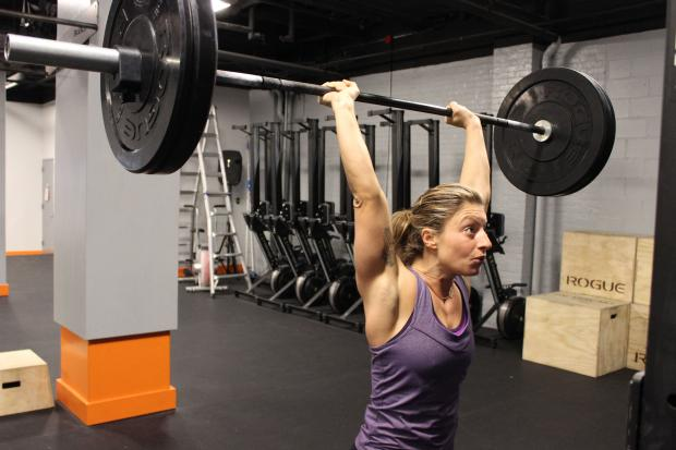 Chelsea's new CrossFit gym has towels, showers and a smoothie bar.