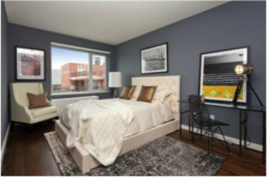 The luxury rental on Dekalb Avenue includes rehearsal spaces, a screening room and pinball.