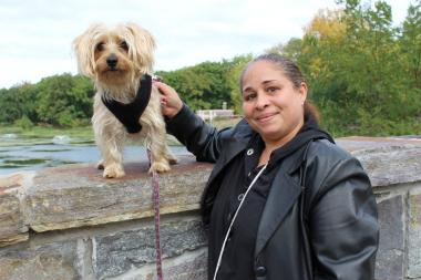 Desperate owners are calling for a fenced-in dog run at the South Bronx's largest park.