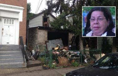 The fire on Oct. 7 left a mother dead and her only son badly burned.