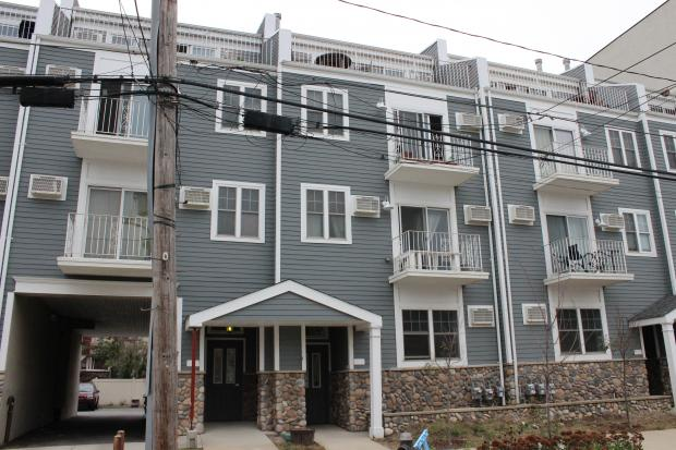 Residents of co-ops and condos damaged by Hurricane Sandy are not eligible for certain funds for their buildings.