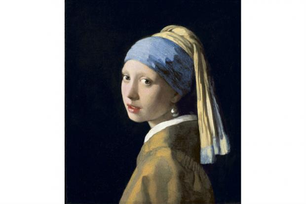 "Rembrandt's ""Girl with a Pearl Earring"" joins a ""compact"" collection of Dutch masterworks from the seventeenth century at The Frick Collection on loan from Royal Picture Gallery Mauritshuis, The Hague."