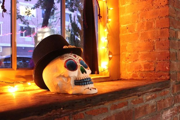 The House of Mysteries, at 31-01 Vernon Blvd., boasts a voodoo, magic and occult theme.