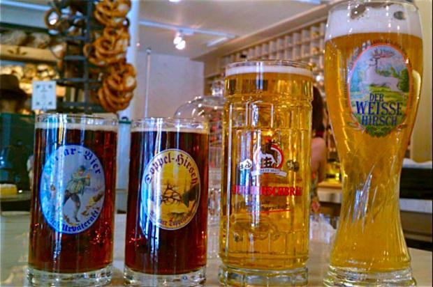 Oktoberfest Beer Garden And Heated Tents Come To South Street Seaport South Street Seaport