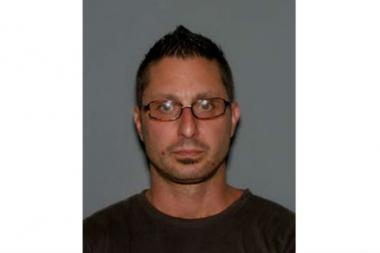 Police are searching for Marc Steinberg who they say stole four cars from outside gyms in Staten Island while their owners worked out.