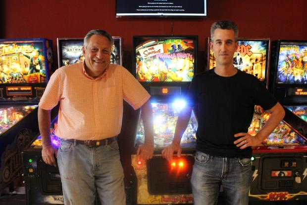 Modern Pinball is opening in Kips Bay with dozens of pinball machines to buy and play.