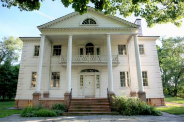Morris-Jumel Mansion is trying to raise $40,000 for a complete restoration of the building's exterior