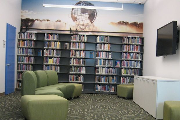 New Teen Library brings a gaming lounge to Jamaica.