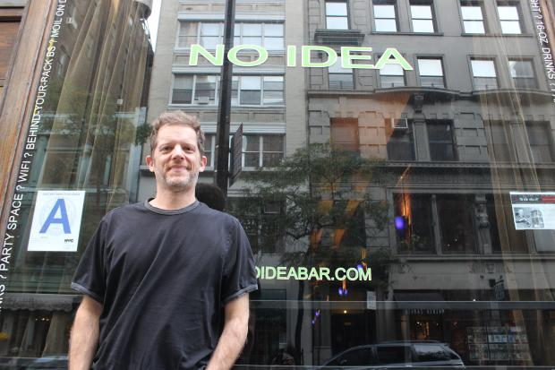 No Idea Bar is serving its last free drinks on Nov. 1 and opening as One Star in a new space later in the month.