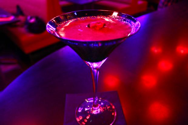 Museum of Sex opened an art bar called Play, featuring a cocktail called Lickable Skin.