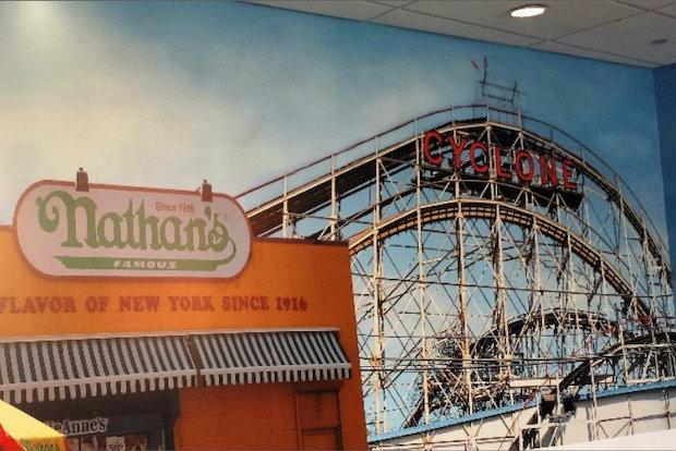 PM Pediatrics opened their new Cobble Hill location this week with a Coney Island theme.