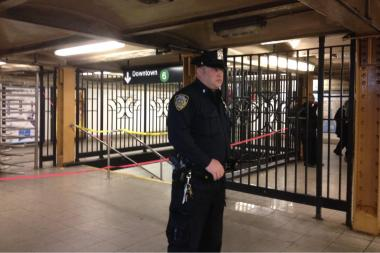 "A homeless man known as ""Grump"" was killed riding on top of the 6 train."