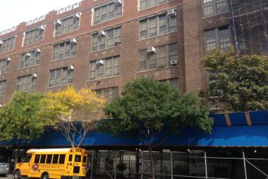 A third school, M.S. 330, has been proposed to share a building with two co-located schools, P.S. 196 and M.S. 582, at 207 Bushwick Ave.