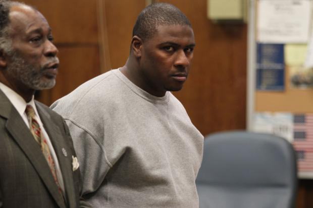 Robert Sims, 35, appeared in Manhattan Criminal Court Thursday for his role in the attack of SUV driver Alexian Lien.
