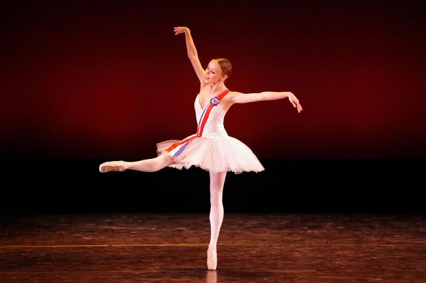 Sylar Brandt has been cast in lead roles for the American Ballet Theater and received a Princess Grace Award this fall.