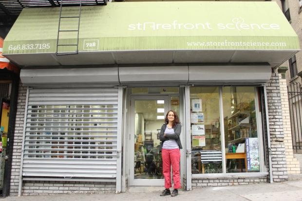 The beloved Hudson Heights science shop will shut its doors on Oct. 31.