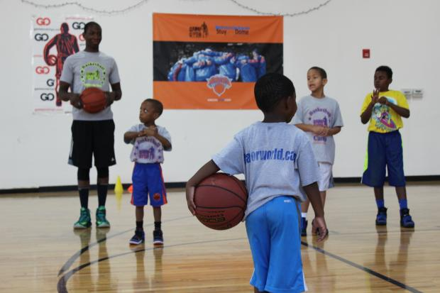 The Youth Fitness Ambassador Program teaches kids ages 5 to 15 exercise and healthy eating.