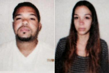 Shael Torres, 31, and Alexisandria Collazo, 29, stole more than $2,000 from a woman at JFK airport, the PAPD said.
