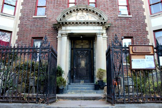Gather Brooklyn, the group that managed the 375 Stuyvesant Mansion, will leave at the end of the month.