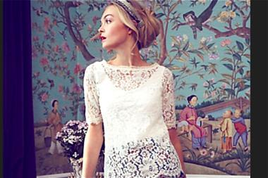 Twenty-four of these lacy tops, worth $2,200, were stolen from an Anthropologie in SoHo.