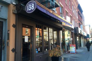 Apartment 138, a Boerum Hill bar and lounge, will close at the end of November, according to a sign posted on their door.