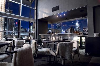 "Hotel Americano's Artico Lounge will host a ""Blackout Wednesday"" party next week."