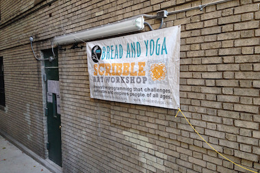 Mobile workers will be able to use Wi-Fi at Bread and Yoga's Inwood coworking space beginning Jan. 13