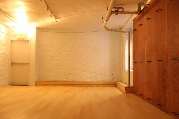 The Inwood yoga studio has pulled back the curtains and revealed its new space, which opens Thursday.