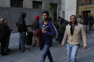 City College students Tafadar Sourov and Khalil Vasquez were released without bail at their arraignments Tuesday morning.