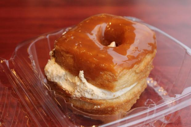 The much hyped pastry is now on the menu at a renovated Twin Donut on 218th Street.
