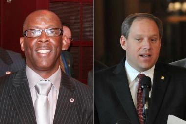 Daneek Miller and Rory Lancman won seats in districts that include portions of Jamaica.